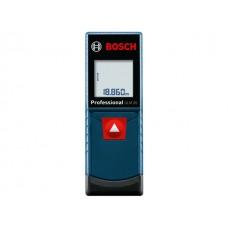 Дальномер лазерный BOSCH GLM 20 в блистере (0.15 - 20 м, +/- 3 мм/м, IP 54)
