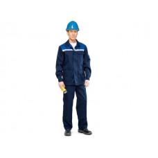 Костюм (куртка+брюки) Стандарт-1 р.44-46 рост 182-188 (летний) (р.44-46 рост 182-188) (Артекс)