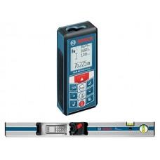 Дальномер лазерный BOSCH GLM 80 + R 60 в кор. (0.05 - 80 м, +/- 2 мм/м, IP 54, уровень)