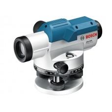 Нивелир оптический BOSCH GOL 20 D в кейсе (увеличение 20х, до 60 м, резьба 5/8