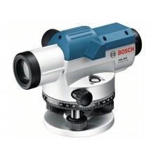 Нивелир оптический BOSCH GOL 26 D в кейсе (увеличение 26х, до 100 м, резьба 5/8
