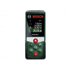 Дальномер лазерный BOSCH PLR 40 C в блистере (0.05 - 40 м, +/- 2 мм/м,)