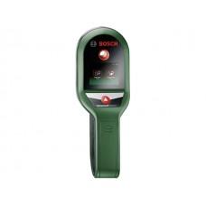 Детектор проводки BOSCH UniversalDetect в кор. (металл: 100 мм, дерево: 25 мм, проводка: 50 мм,)